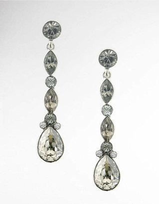 Nina Jardins Crystal Drop Earrings