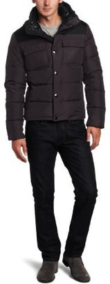 Michael Kors Men's Contrast Down Jacket