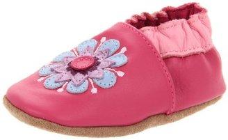 Robeez Soft Soles Hippie Chic Crib Shoe (Infant/Toddler)