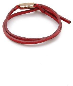 McQ by Alexander McQueen alexander mcqueen Mini Razor Blade Bracelet