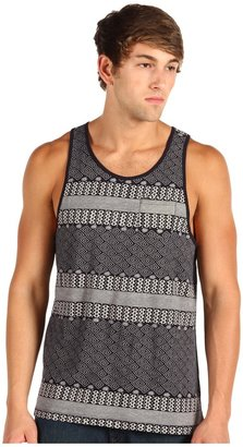 Obey Summertime Tank Top (Indigo) - Apparel