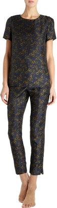 Piamita Floral Brigitte Pajama Pant