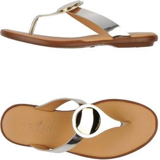 Hogan Thong sandals