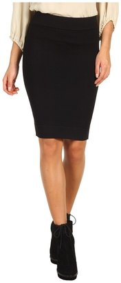 Gabriella Rocha Annah Pencil Skirt (Black) - Apparel