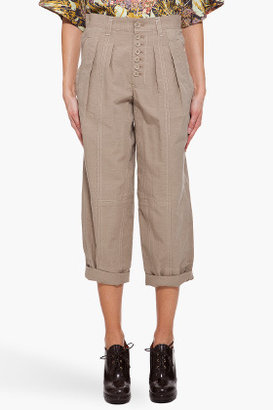 Marc Jacobs Rolled Cuff Cargos