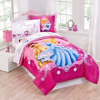 Disney Princess Comforter Set
