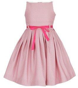 Torres Pink Jacquard Dress