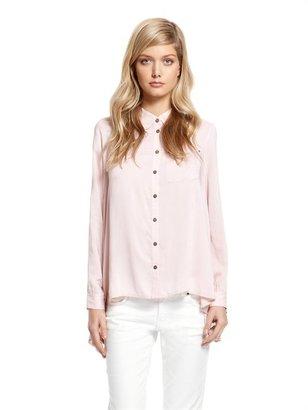 DKNY Open Back Shirt