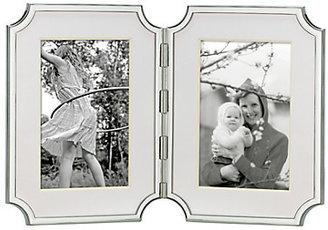 Kate Spade Sullivan Street 4X6 Hinged Double Frame