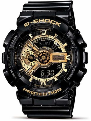 G-Shock 200M Water Resistant Magnetic Resistant Watch $150 thestylecure.com