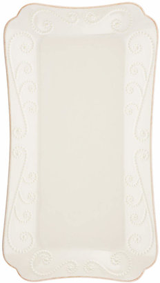 Lenox Dinnerware, French Perle Hors D'oeuvre Tray