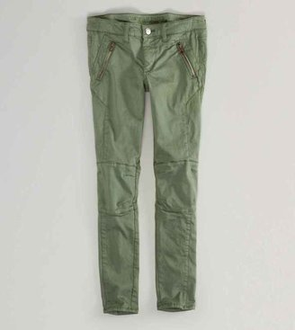 American Eagle AE Moto Jegging Ankle