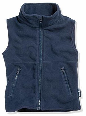 Playshoes Boy's Fleece-weste Gilet,9-12 Months