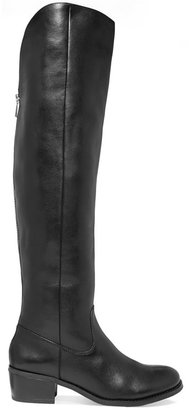 INC International Concepts Women's Beverley Over-The-Knee Boots
