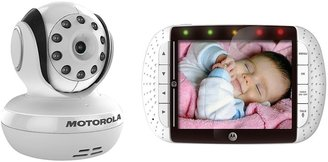 """Motorola MBP36 Remote Wireless Color Video Baby Monitor3.5"""""""