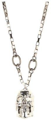 Tarina Tarantino Gothic Garden Frances Necklace (Crystal) - Jewelry