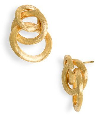 Women's Marco Bicego 'Jaipur' Cluster Earrings $1,500 thestylecure.com