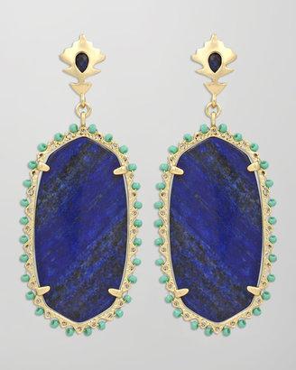 Kendra Scott Dalton Earrings, Blue