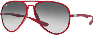Ray-Ban 'Lite Force' Aviator Sunglasses