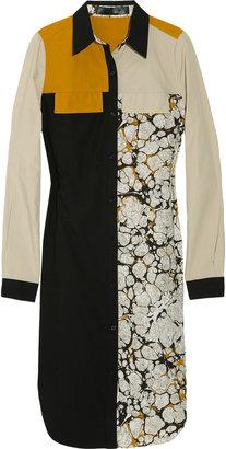 Proenza Schouler Printed cotton shirt dress