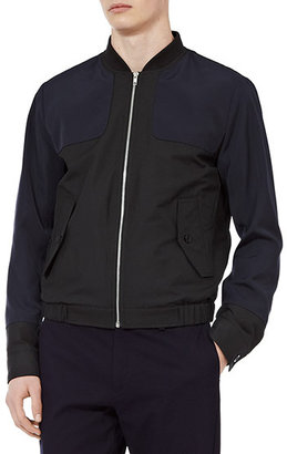 Reiss Vulcan SHORT BASEBALL JACKET
