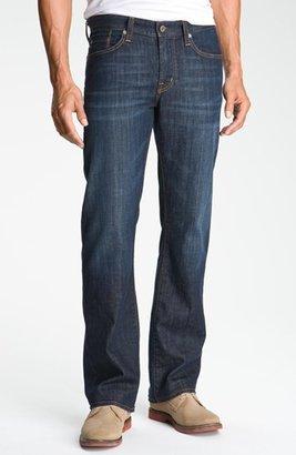 Men's Ag Protege Straight Leg Jeans $185 thestylecure.com