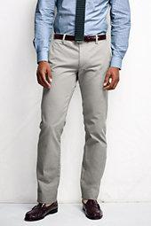 Classic Men's Elston 628 Straight Fit Twill Pants-Turkish Blue