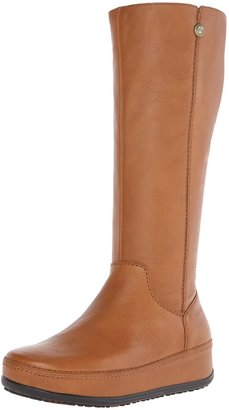 FitFlop Women's Superboot Leather