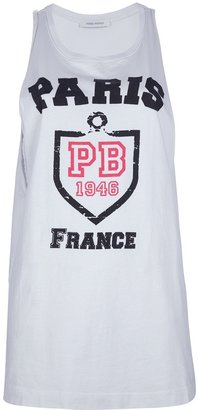 Balmain Pierre printed vest