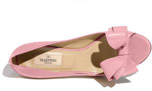 Valentino Couture Bow Pump