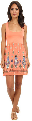 Gabriella Rocha Chiffon Bottom Dress