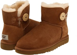 UGG Mini Bailey Button $94.95 thestylecure.com