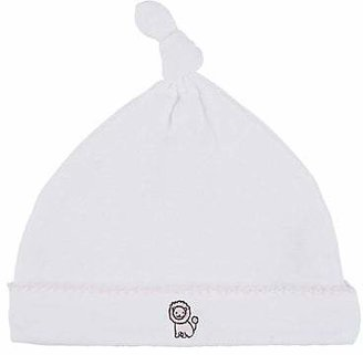 Barneys New York Infants' Knotted Hat - Pink