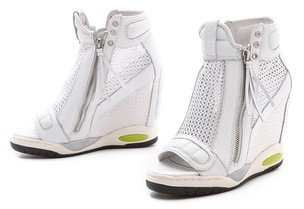 Ash Electric Mesh Open Toe Sneakers