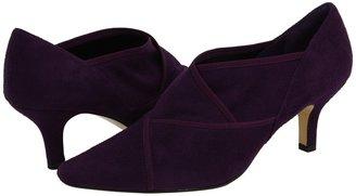 Bella Vita Carmel II (Purple Stretch Super Suede) - Footwear