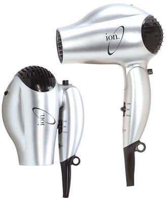 Ion Dual Voltage Ionic Travel Hair Dryer $29.99 thestylecure.com