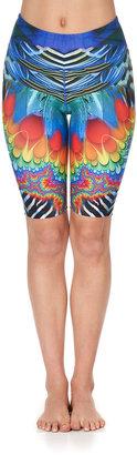 Camilla Rainbow Gathering Biker Shorts