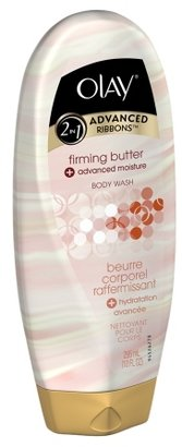 Olay 2 in 1 Advanced Ribbons Firming Butter Body Wash