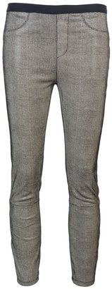 Helmut Lang Rift leather pant