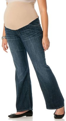 Oh Baby by motherhood TM secret fit belly TM bootcut jeans - maternity plus