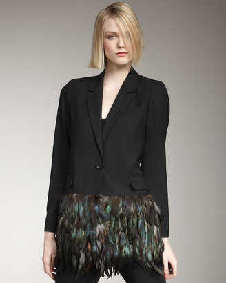 Elizabeth and James Jacques Holiday Blazer