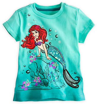 Disney Ariel Tee for Girls - Deluxe Storytelling