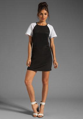 Tibi Carey Embroidery Shift Dress