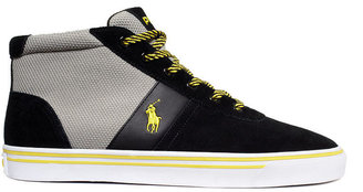 Polo Ralph Lauren Shoes, Hanford Mid Sneakers