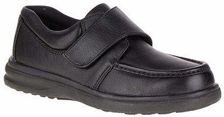 Hush Puppies Gil Mens Moc-Toe Leather Shoes
