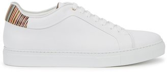 Paul Smith Basso White Leather Sneakers