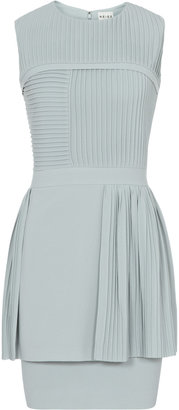 Reiss Semra PLEAT TECHNIQUE DRESS