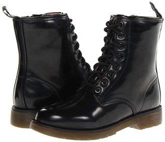 Primigi Zowie (Big Kid) (Black) - Footwear