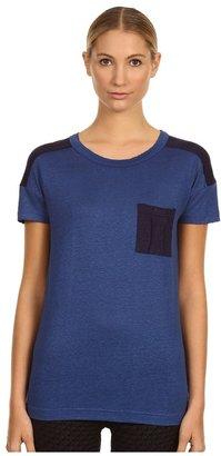 Marc by Marc Jacobs Kip Linen Jersey S/S Tee Women's T Shir