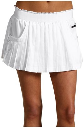 adidas by Stella McCartney Tennis Skirt (White 2) - Apparel